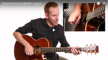 Percussive Rhythm